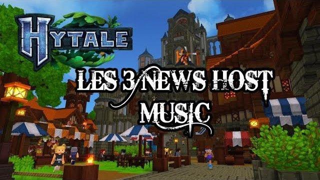 Vidéo Hytale - Les 3 nouveaux OST music - Si on écoutait ça ?