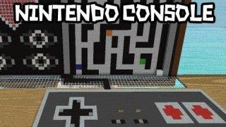 Vidéo Minecraft: Nintendo Console