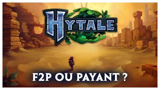 Vidéo Hytale Talks #2 - FREE 2 PLAY ou PAYANT ?