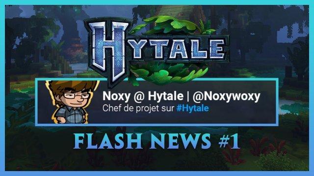 Vidéo Interview du chef de projet de Hytale