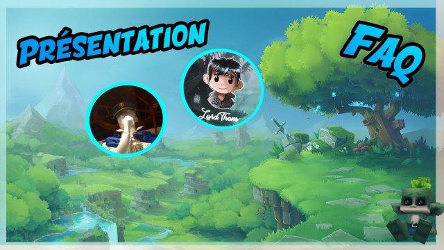 Vidéo FAQ et Présentation Hytale.Game ! Ft. ZeUnknown