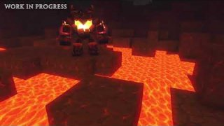 Vidéo Lava Cave Encounter