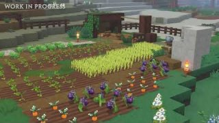 Vidéo Farming Timelapse