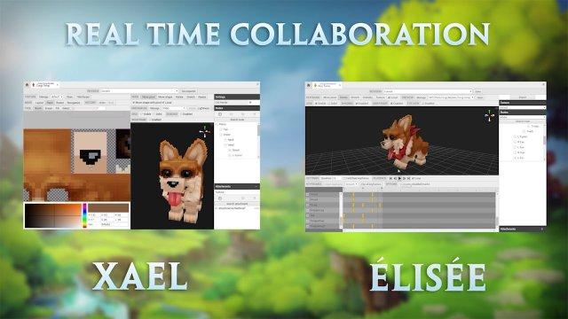 Vidéo Hytale Model Maker - Real Time Collaboration